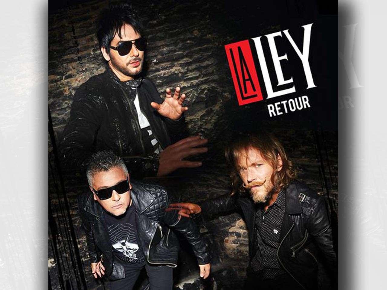 Discografía La Ley. 'Retour' (2014) Foto: Warner Music