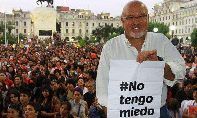 Carlos Bruce es el autor del proyecto de ley de la Unión Civil. Foto: La República