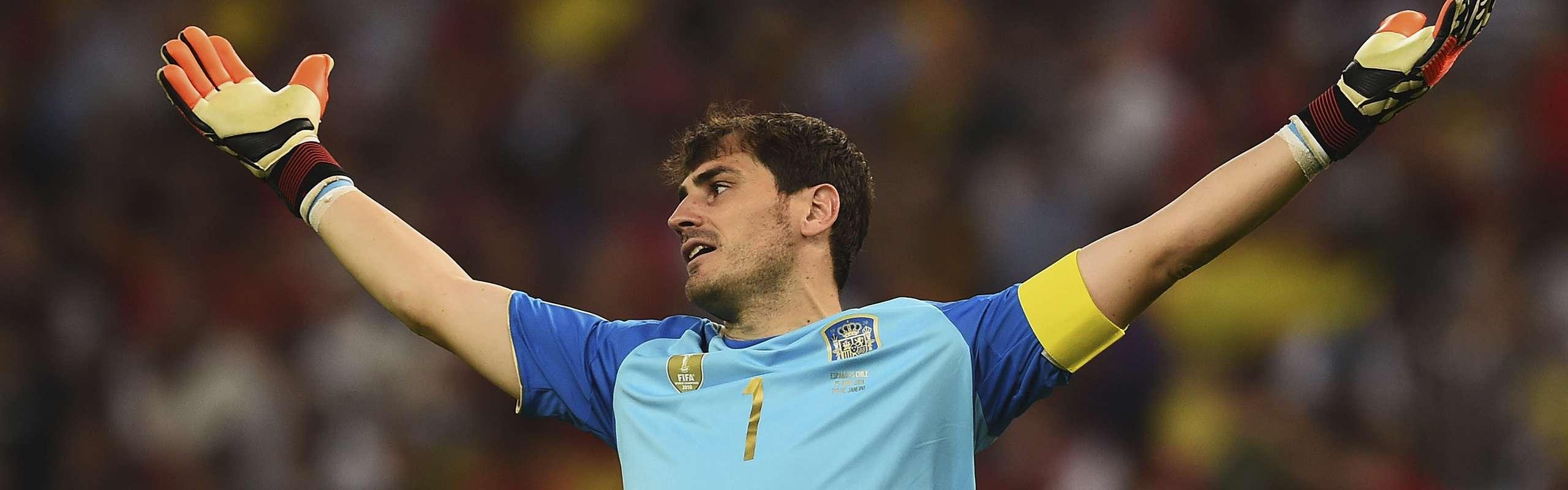 """Casillas: """"Pedimos perdón a la gente, a pensar en el futuro"""""""