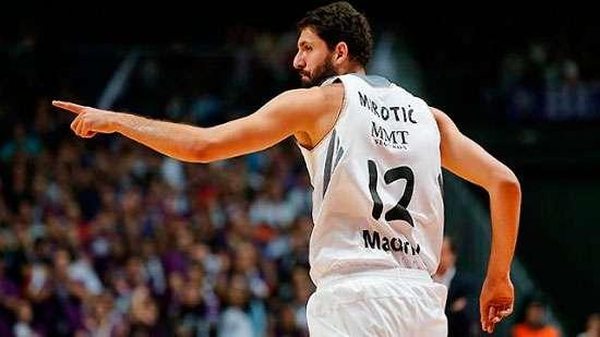 Mirotic critica al Madrid por dejar salir a Diego López