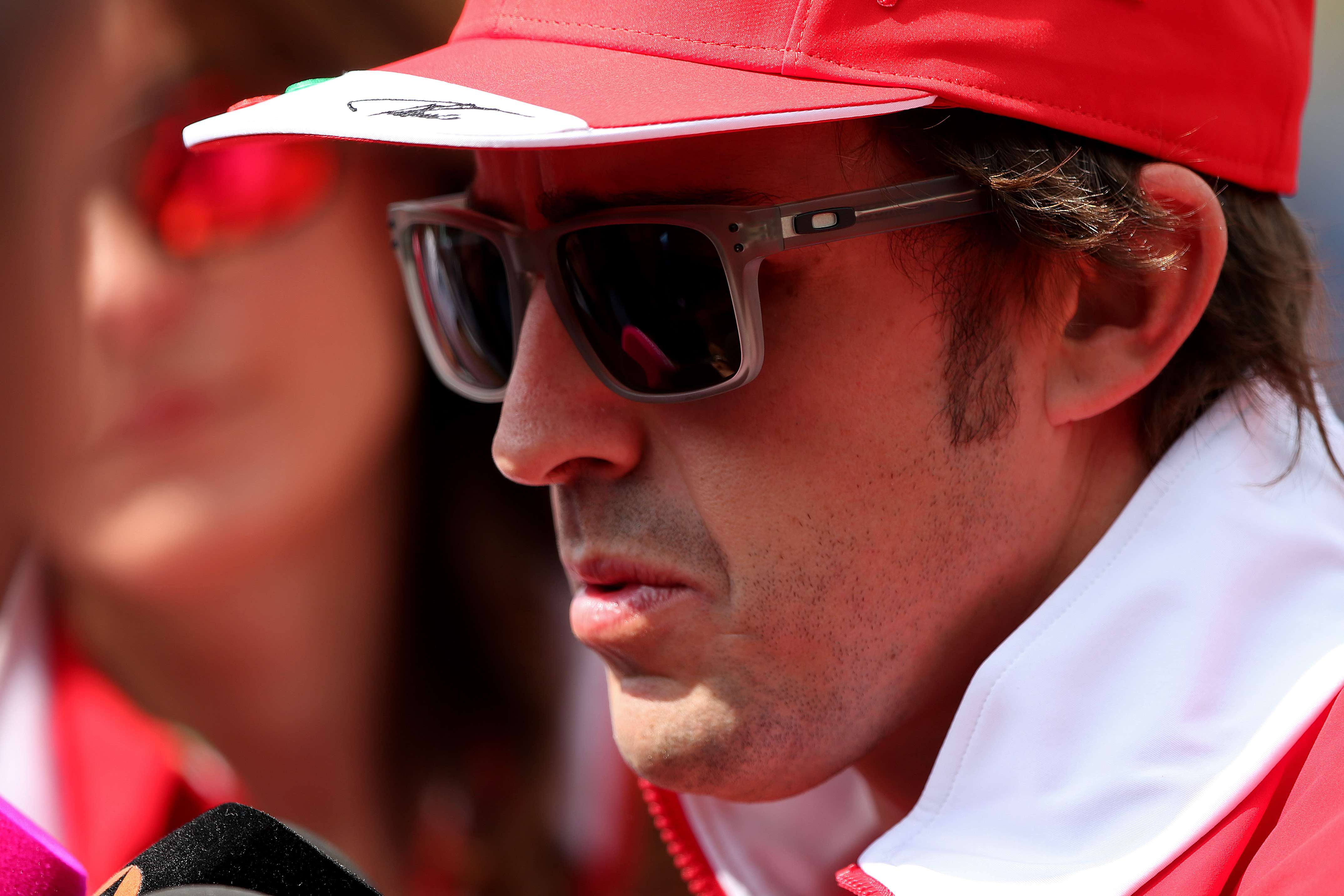Fernando Alonso, piloto de Fórmula 1 Foto: Getty Images