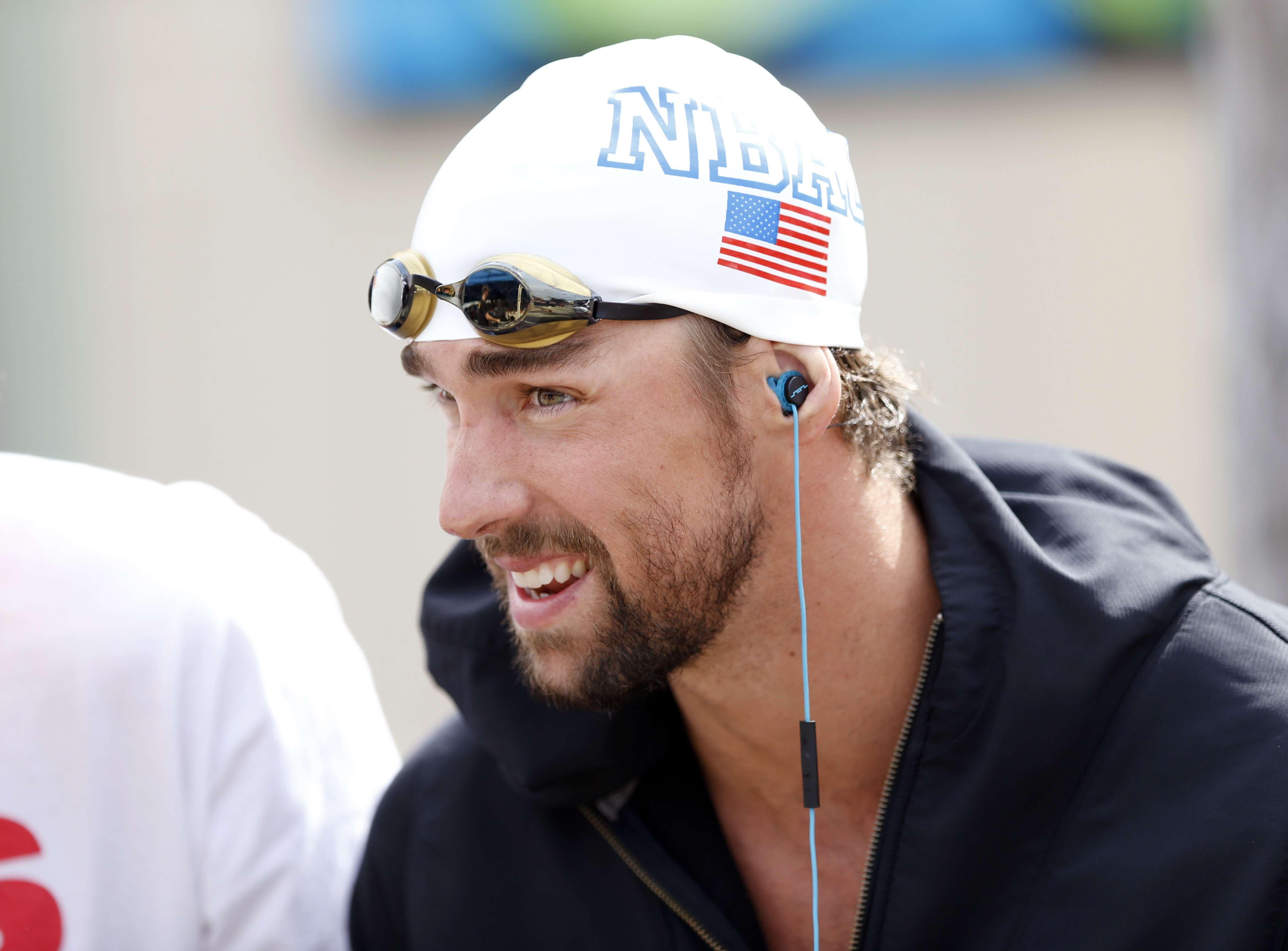 Phelps garante vaga para Pan-Pacífico e Mundial com EUA