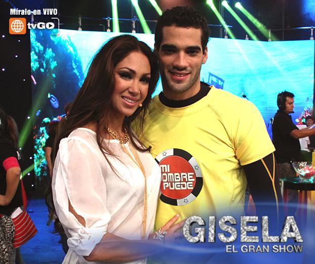 Facebook Gisela El Gran Show