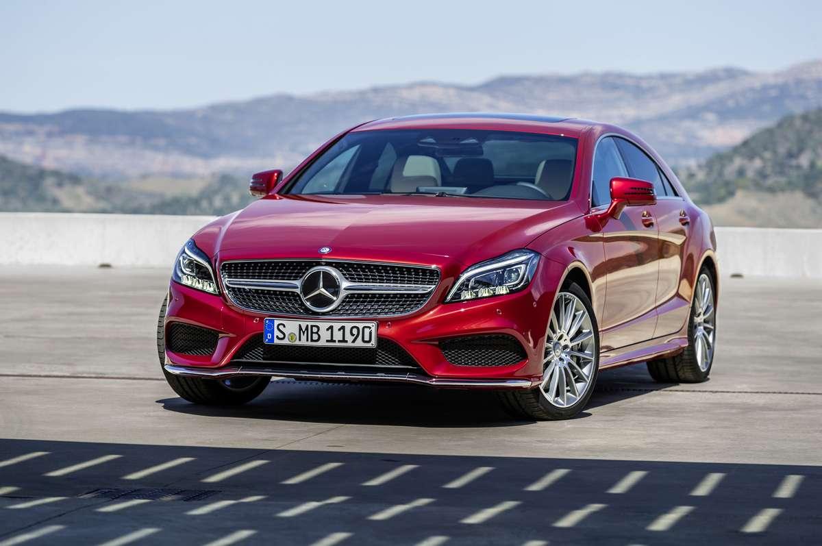 Mercedes-Benz CLS 2015 Foto: Mercedes Benz