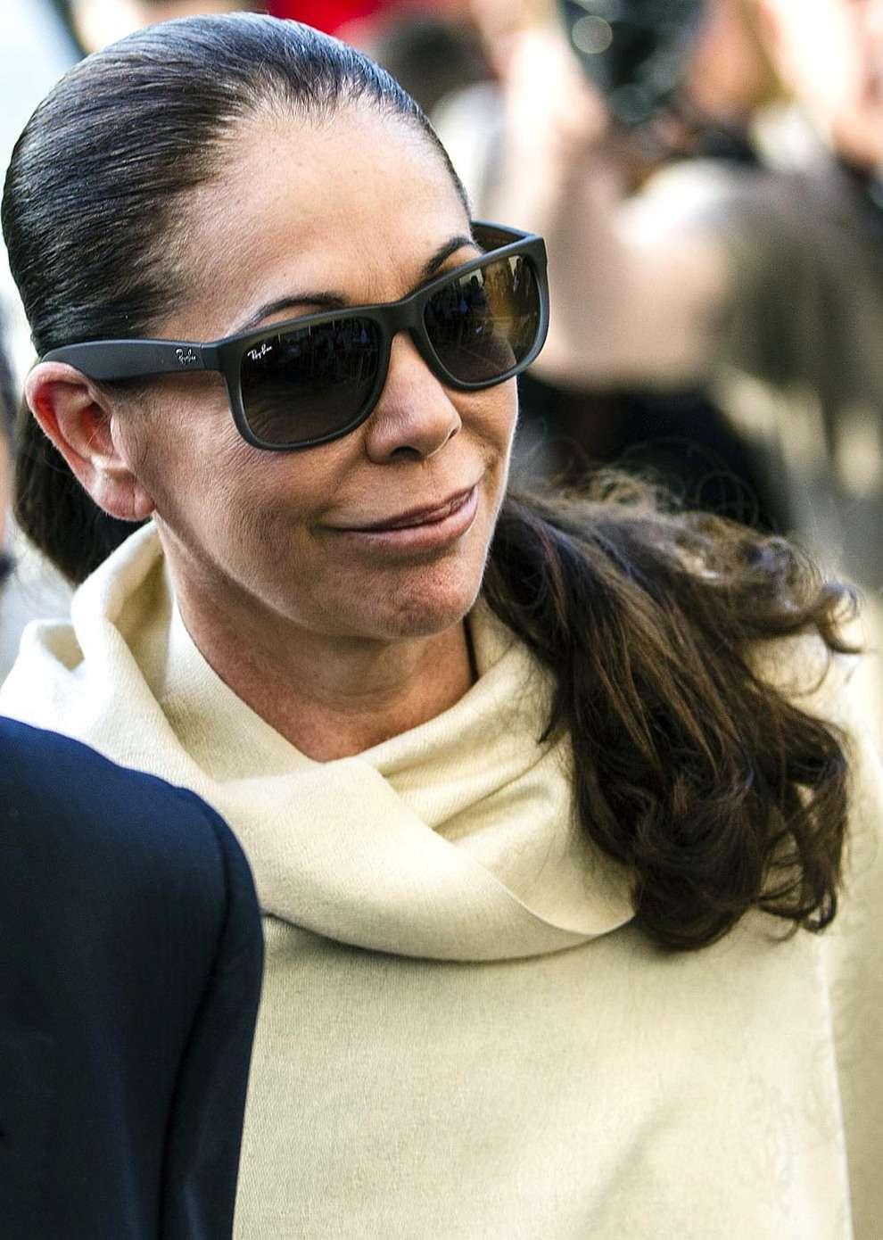 Isabel Pantoja. Foto: EFE