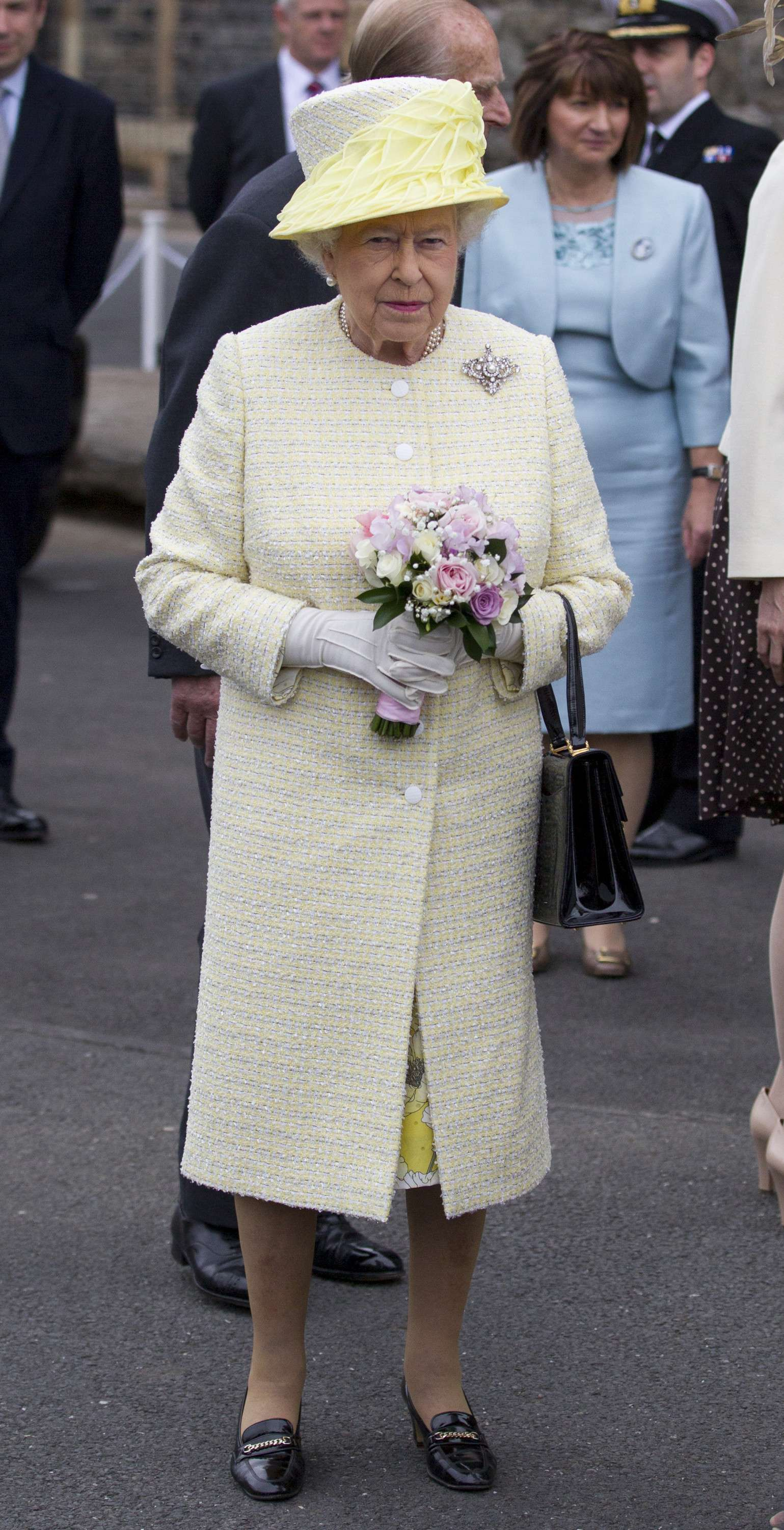 Reina Isabel II. Foto: Getty Images.