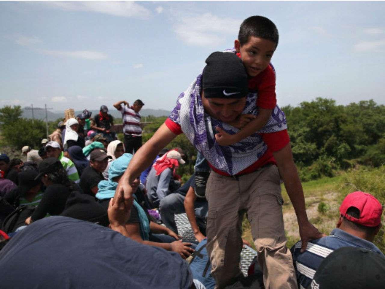 Sin embargo, las autoridades mexicanas no tienen excusa para ignorar los derechos fundamentales de las personas migrantes, señala Amnistía Internacional. Foto: Archivo/Getty Images