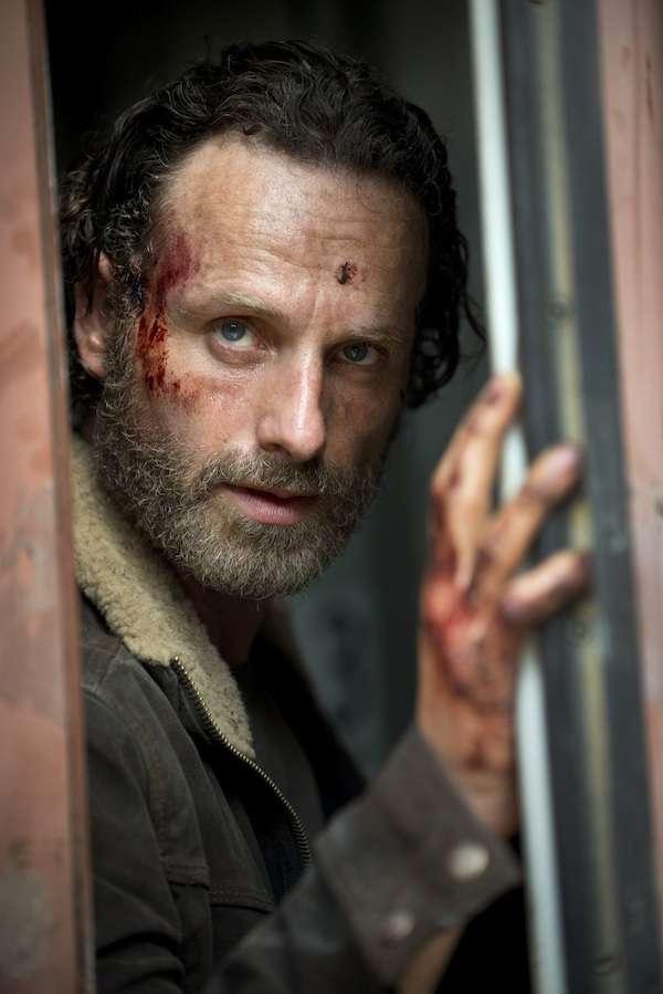 Primeira imagem da 5ª temporada de The Walking Dead Foto: Divulgação