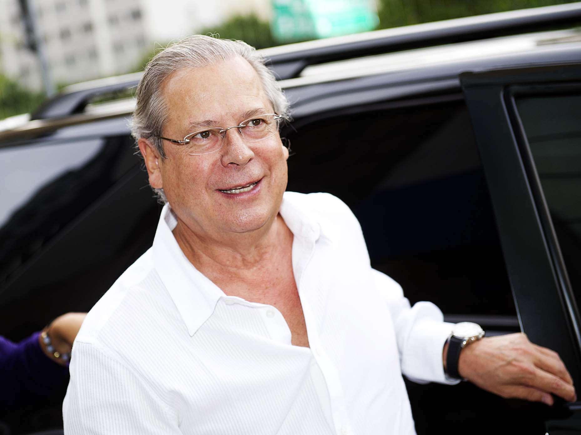 Dirceu poderá cumprir expediente em um escritório de advocacia em Brasília recebendo salário de R$ 2,1 mil Foto: Bruno Santos/Terra
