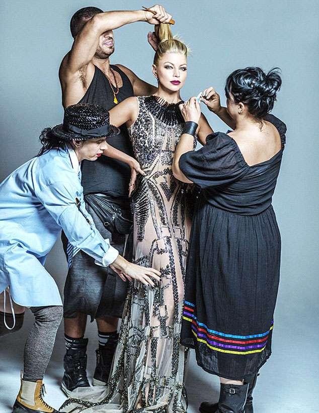 Fergie criou a marca Wet N Wild em 2013 Foto: Divulgação