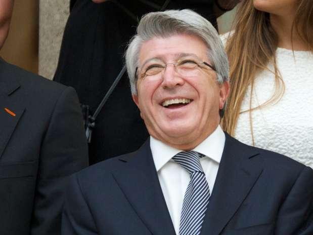 """Cerezo: """"Recurriremos la sanción a Simeone"""""""