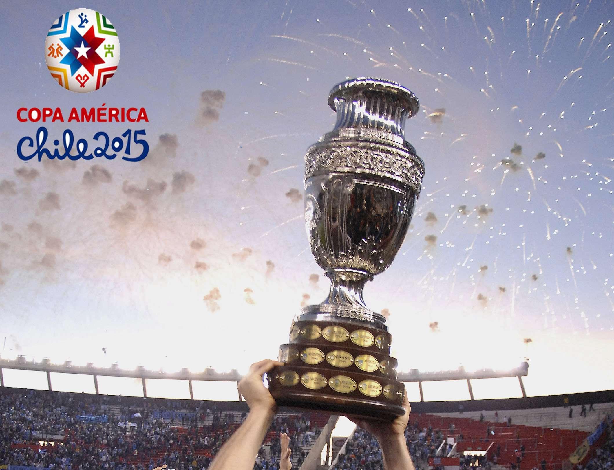 Chile buscará ganar su primera Copa América Foto: Getty Images