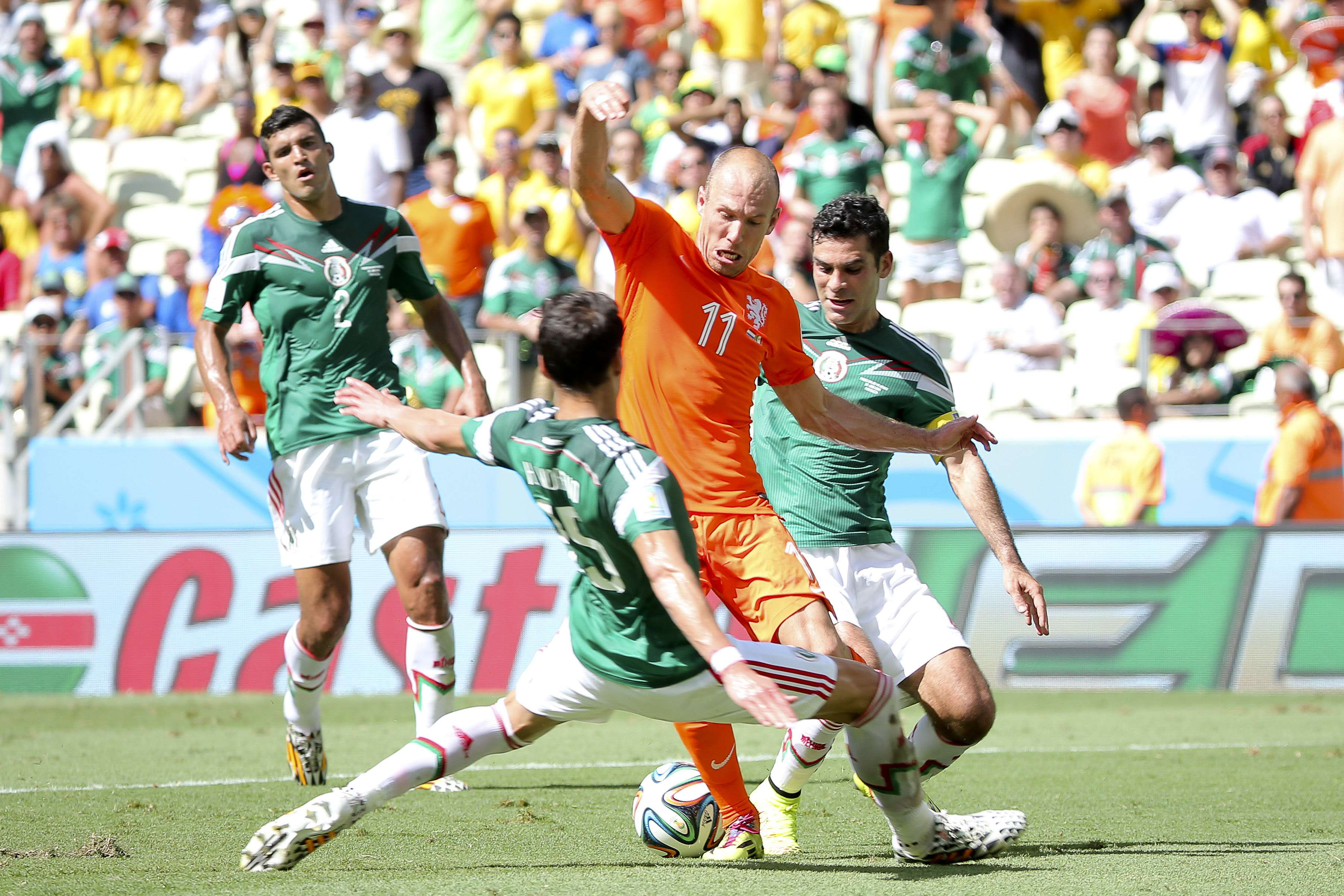 Mexico tendria revancha contra holanda en amsterdam mundial 2014