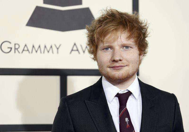 Ed Sheeran scores first No. 1 album on U.S. Billboard chart