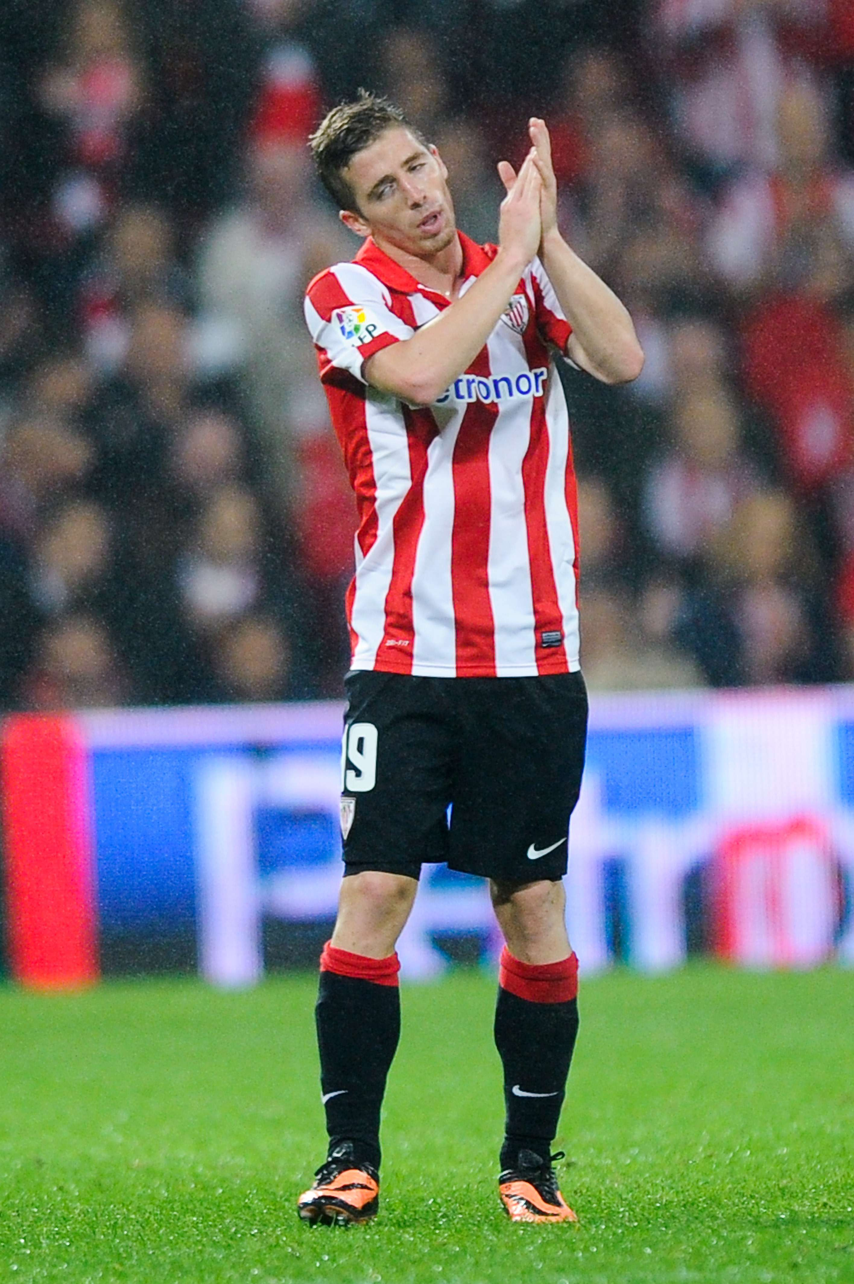 Iker Muniain renueva con el Athletic hasta 2017