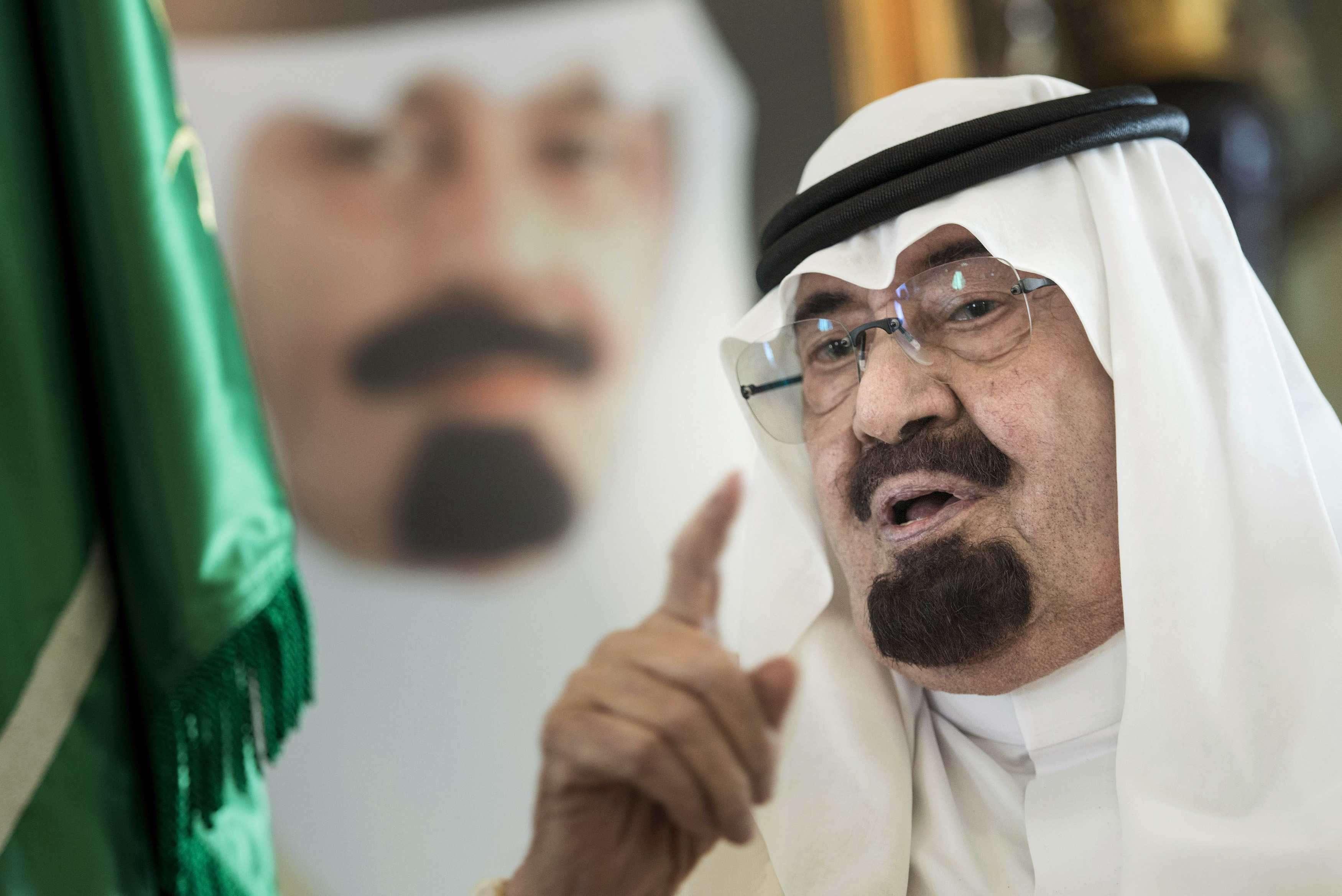 Ocidente é próximo alvo de jihadistas, afirma rei saudita