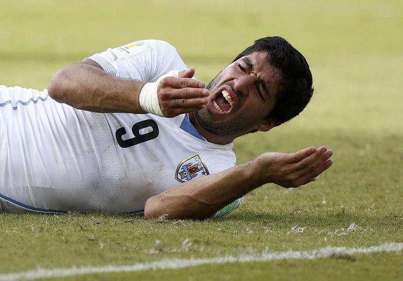 Uruguai apresenta apelação à Fifa sobre pena de Suárez