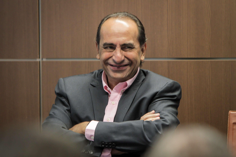 Presidente do Atlético-MG, Alexandre Kalil, manifestou seu apoio ao goleiro Aranha