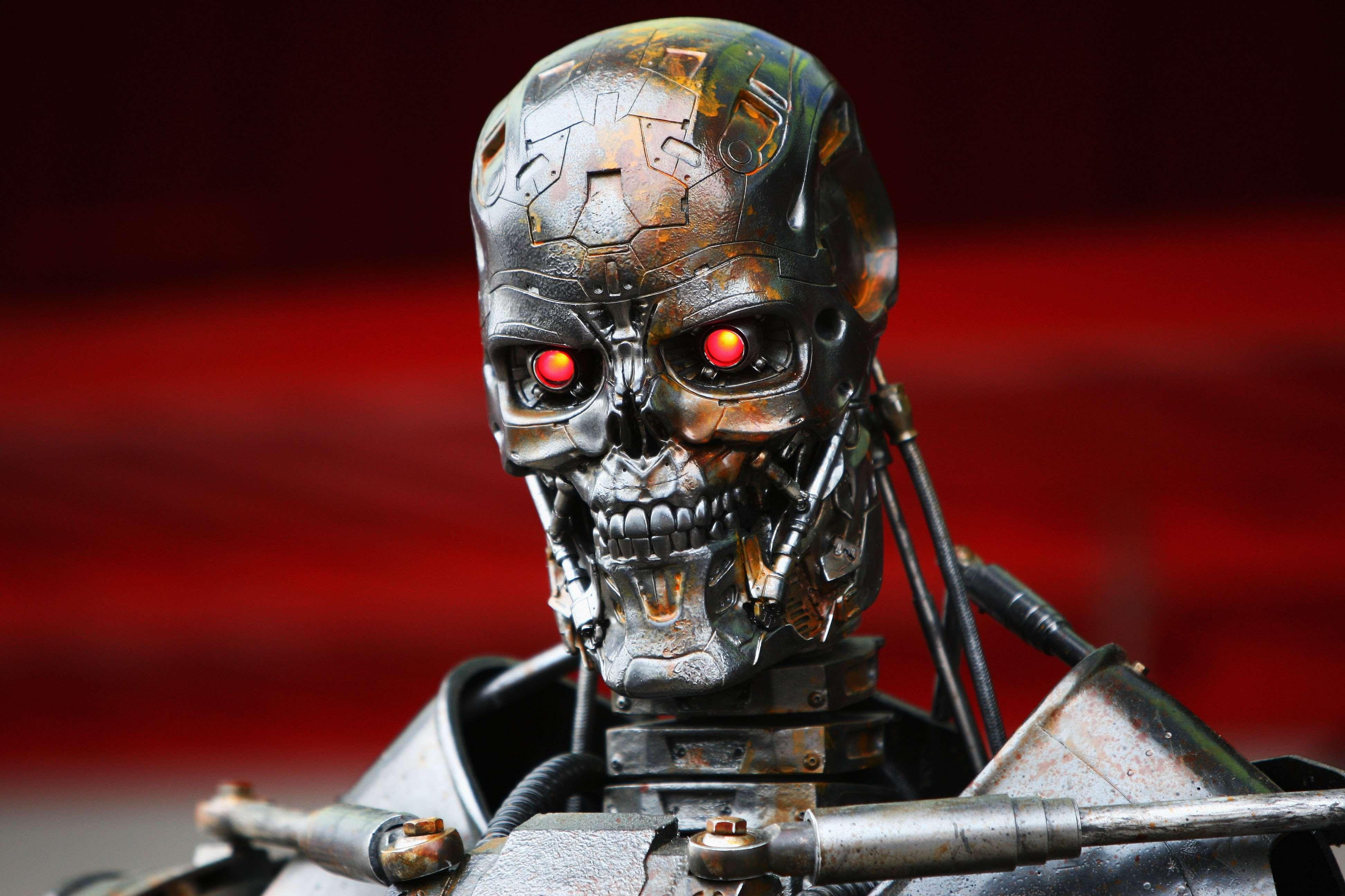 Fundadores de Google se preparan para los robots asesinos