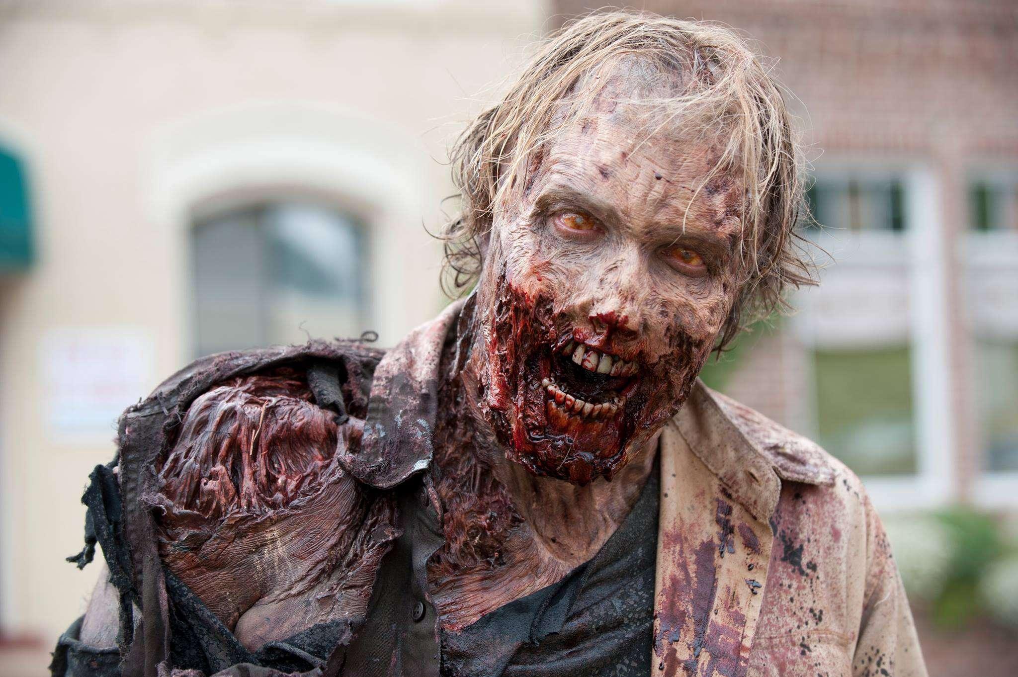 Apocalipsis zombi. Foto: TERRA