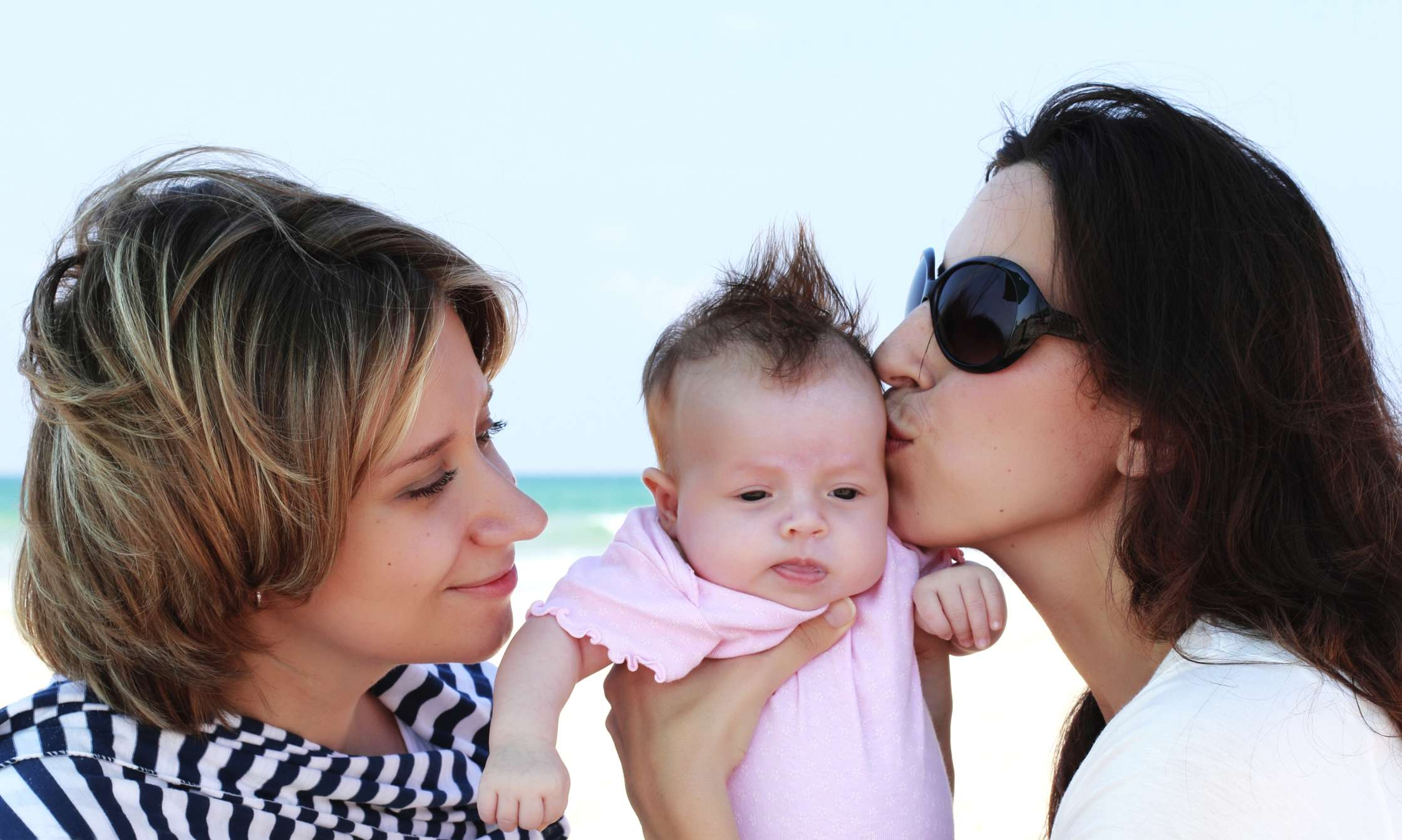 Cuidados compartilhados podem impactar positivamente na saúde da criança Foto: Getty Images