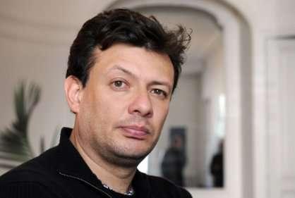Hollman Morris, gerente de Canal Capital Foto: AFP