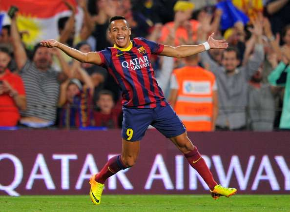 Alexis firmará por cuatro temporadas. Foto: AFP