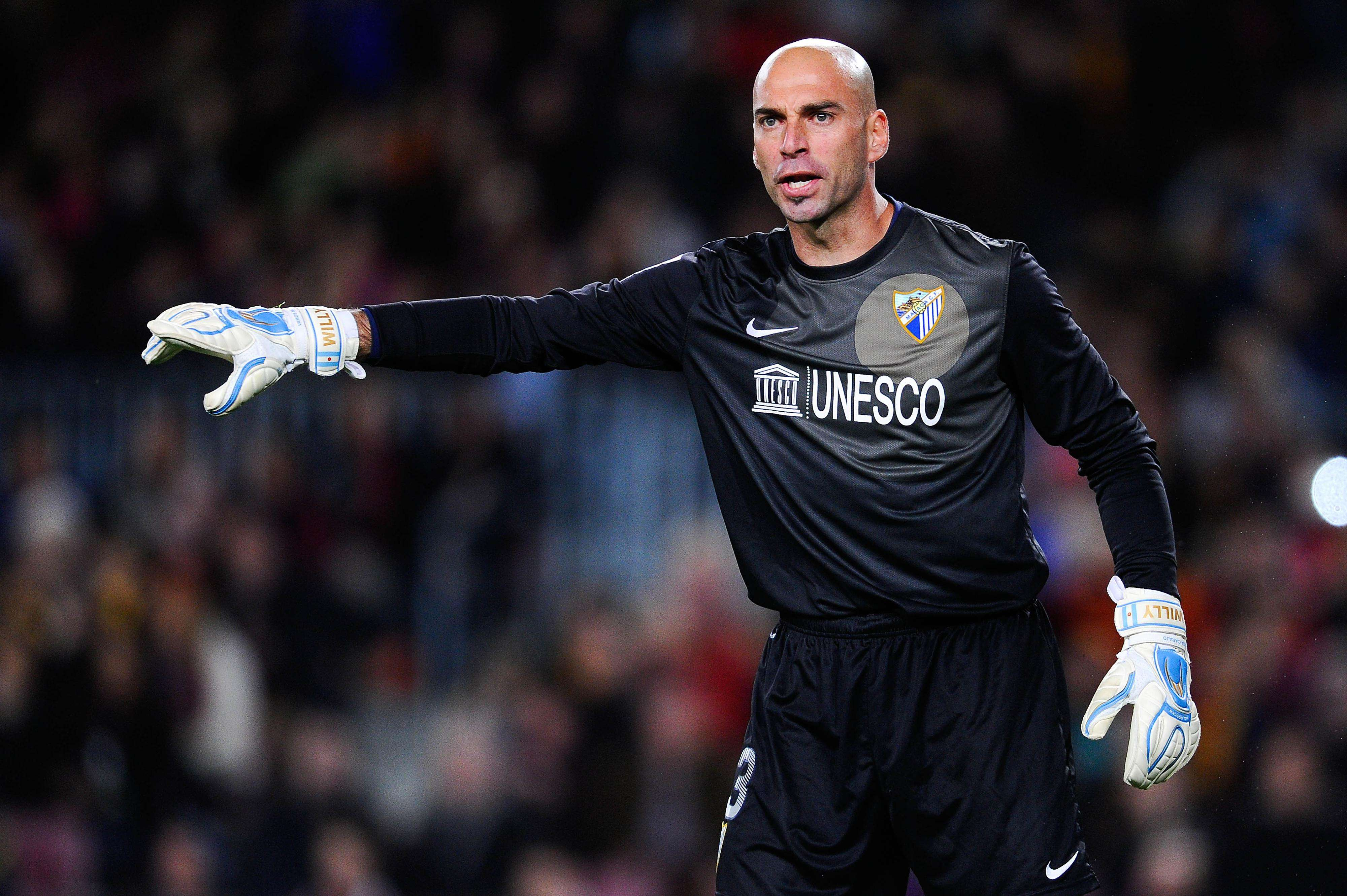 Willy Caballero ficha por el Manchester City