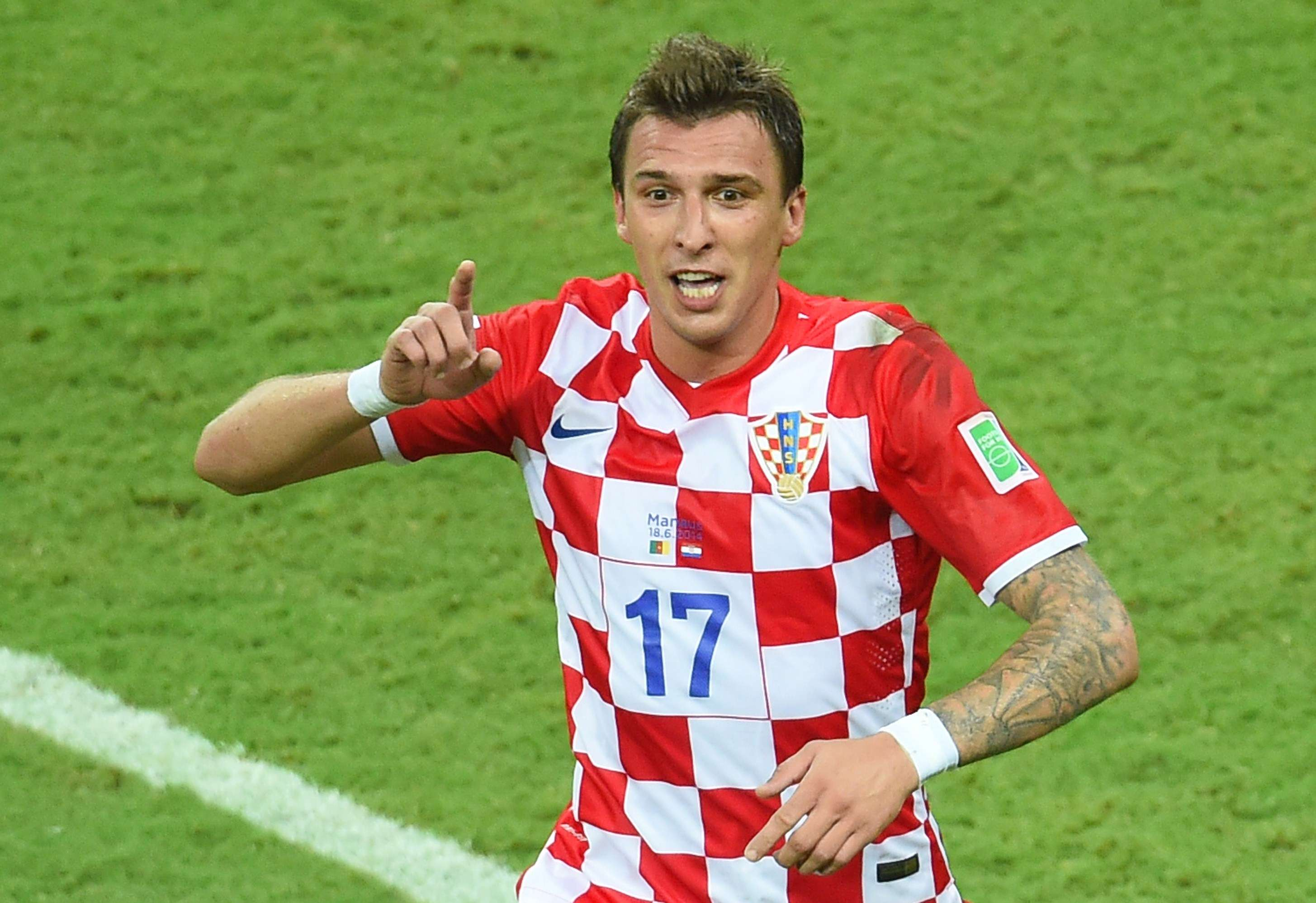 Mandzukic joins Atletico Madrid