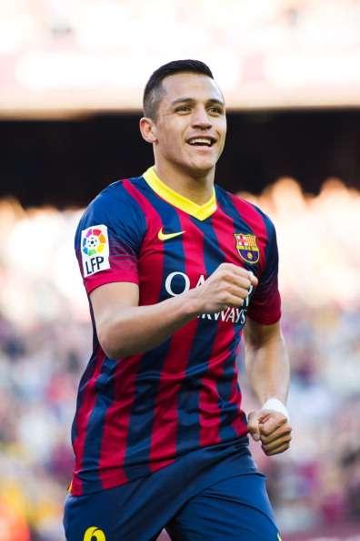 """Alexis será """"Gunner"""" en las próximas horas. Foto: AFP"""