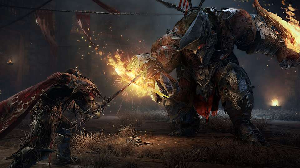 Lords of the Fallen chega no PC, PS4 e One em 31 de outubro