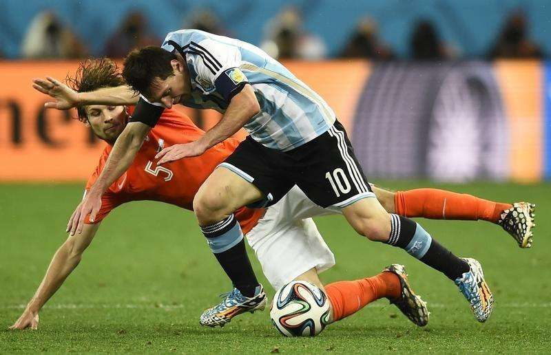Argentina beat Netherlands 4-2 on penalties – 2014 World...