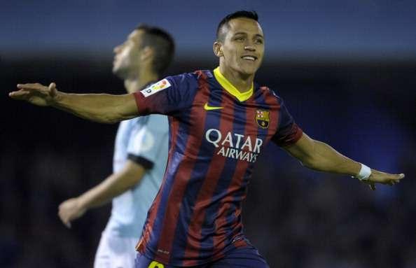 El tocopillano dejará de ser jugador del Barcelona. Foto: AFP