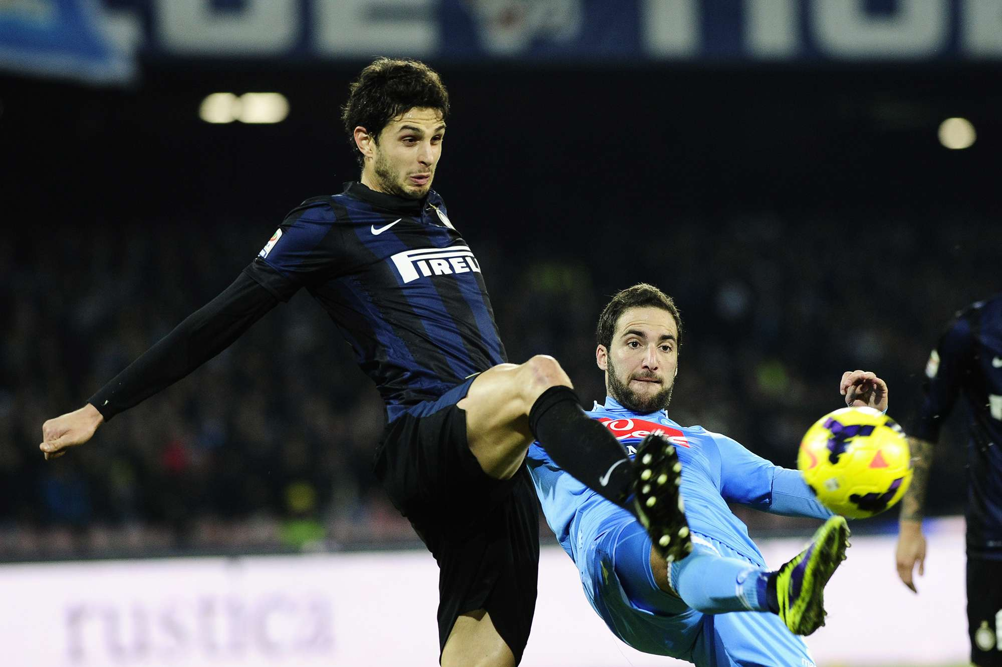 Ranocchia to replace Zanetti as Inter captain