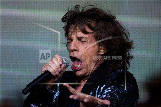 Soccer jinx Jagger blamed for Brazil's World Cup loss