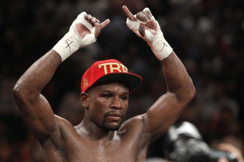 Mayweather set for September re-match with Maidana