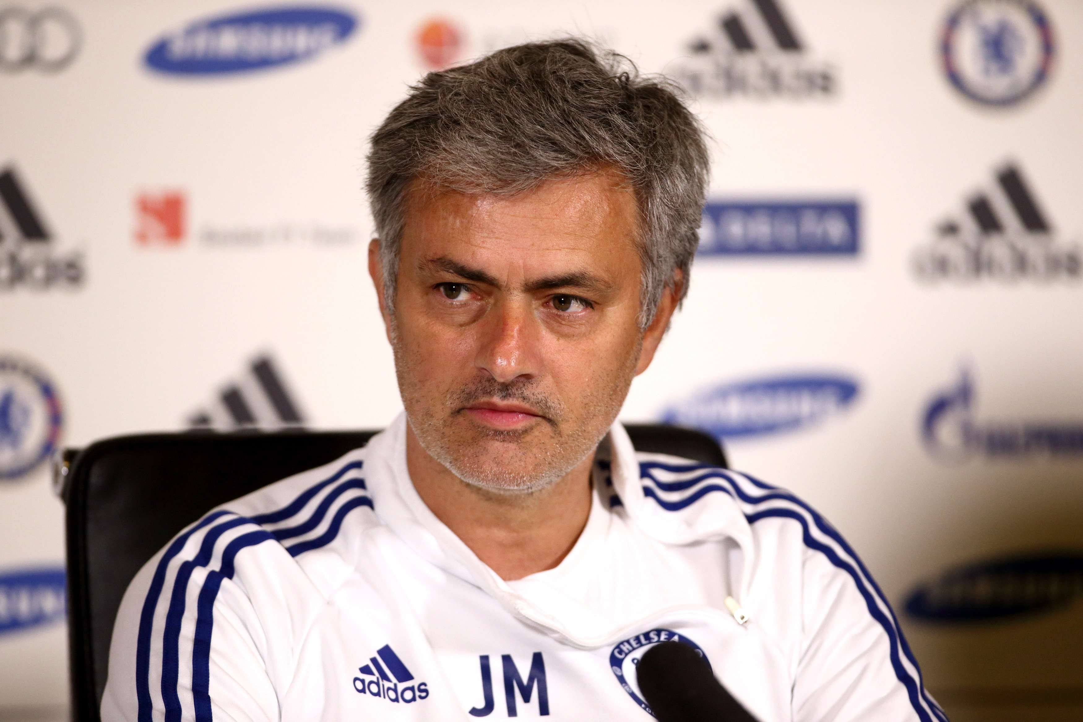 Mourinho, una figura más que se une al #IceBucketChallege