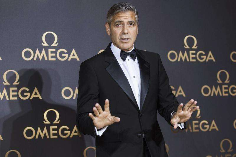 George Clooney rejects apology for UK story on upcoming ...