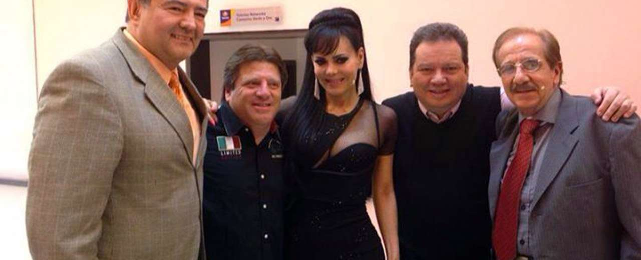Facebook/Maribel Guardia
