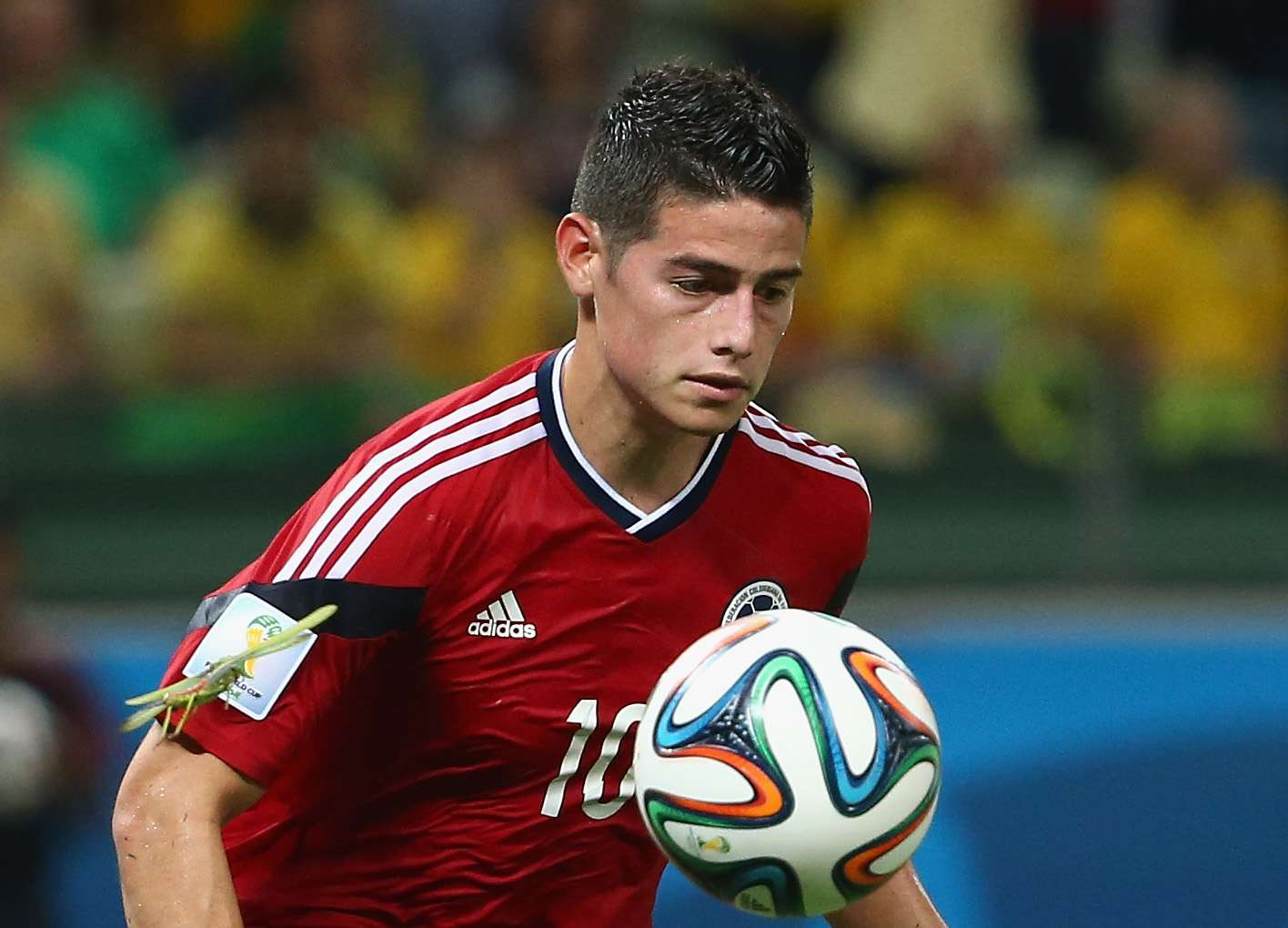 James Rodriguez: It is my dream to play for Real Madrid