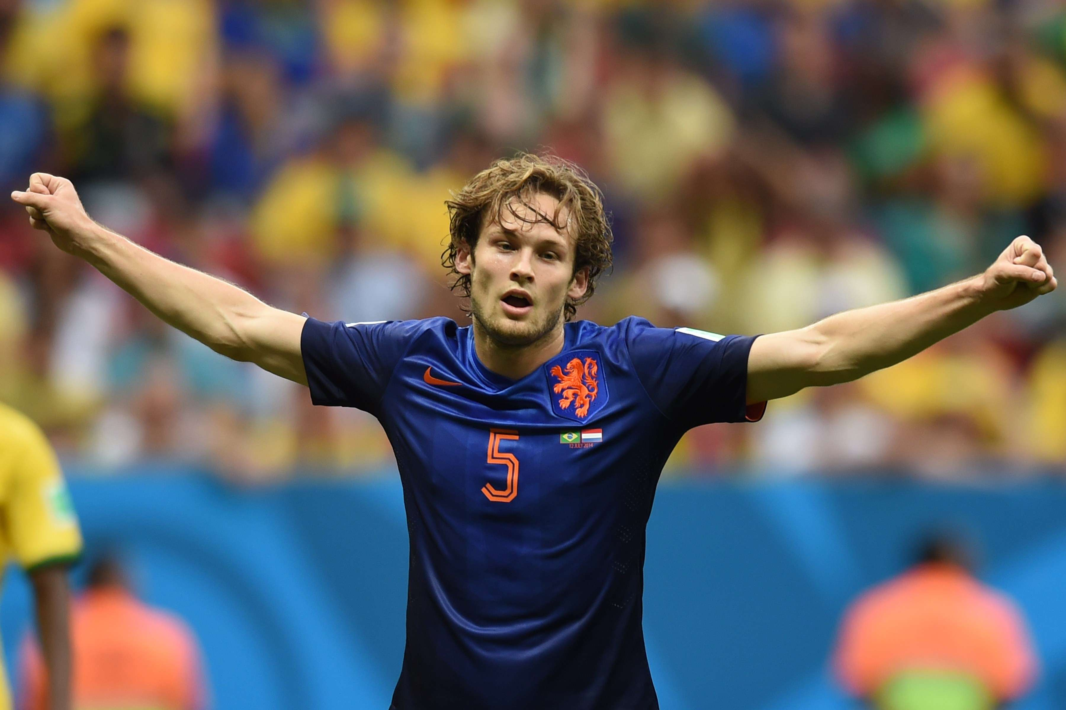 Holland takes care of Brazil to finish third