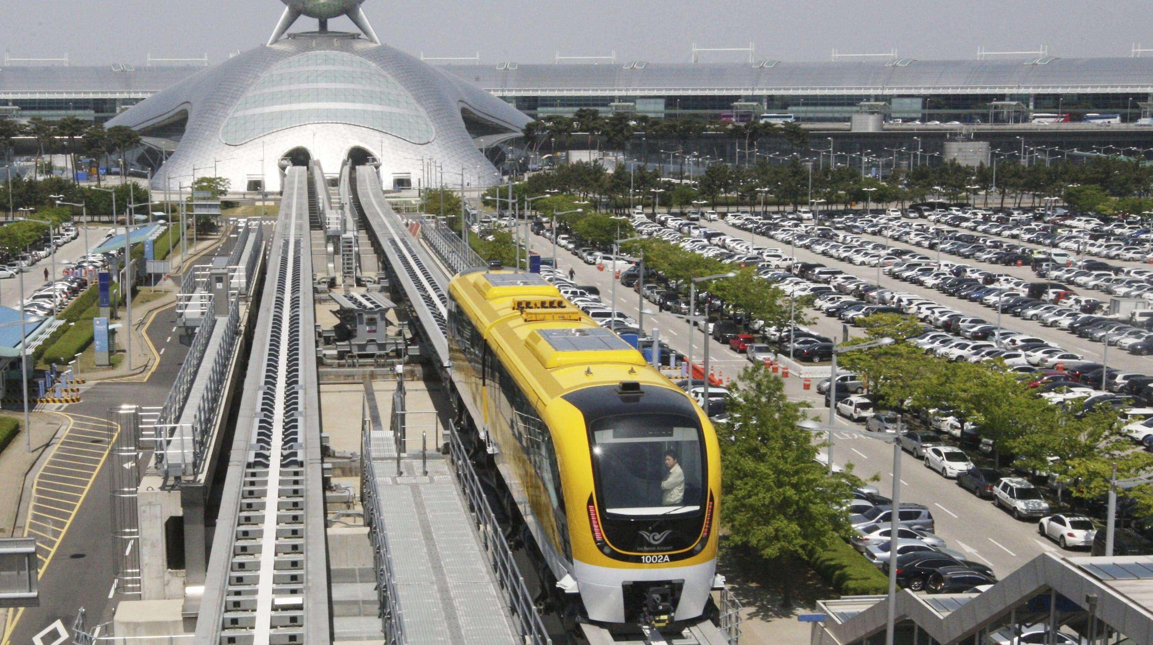 Trenes que levitan: la próxima meta del transporte