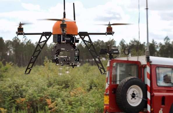 Las 10 funciones cotidianas invadidas por los drones