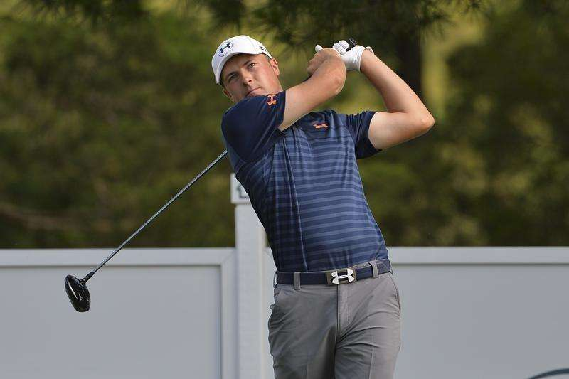 Johnson shares lead with McGirt at John Deere Classic