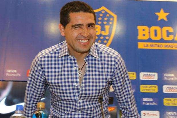 Riquelme renovará con Boca Juniors Foto: Web.
