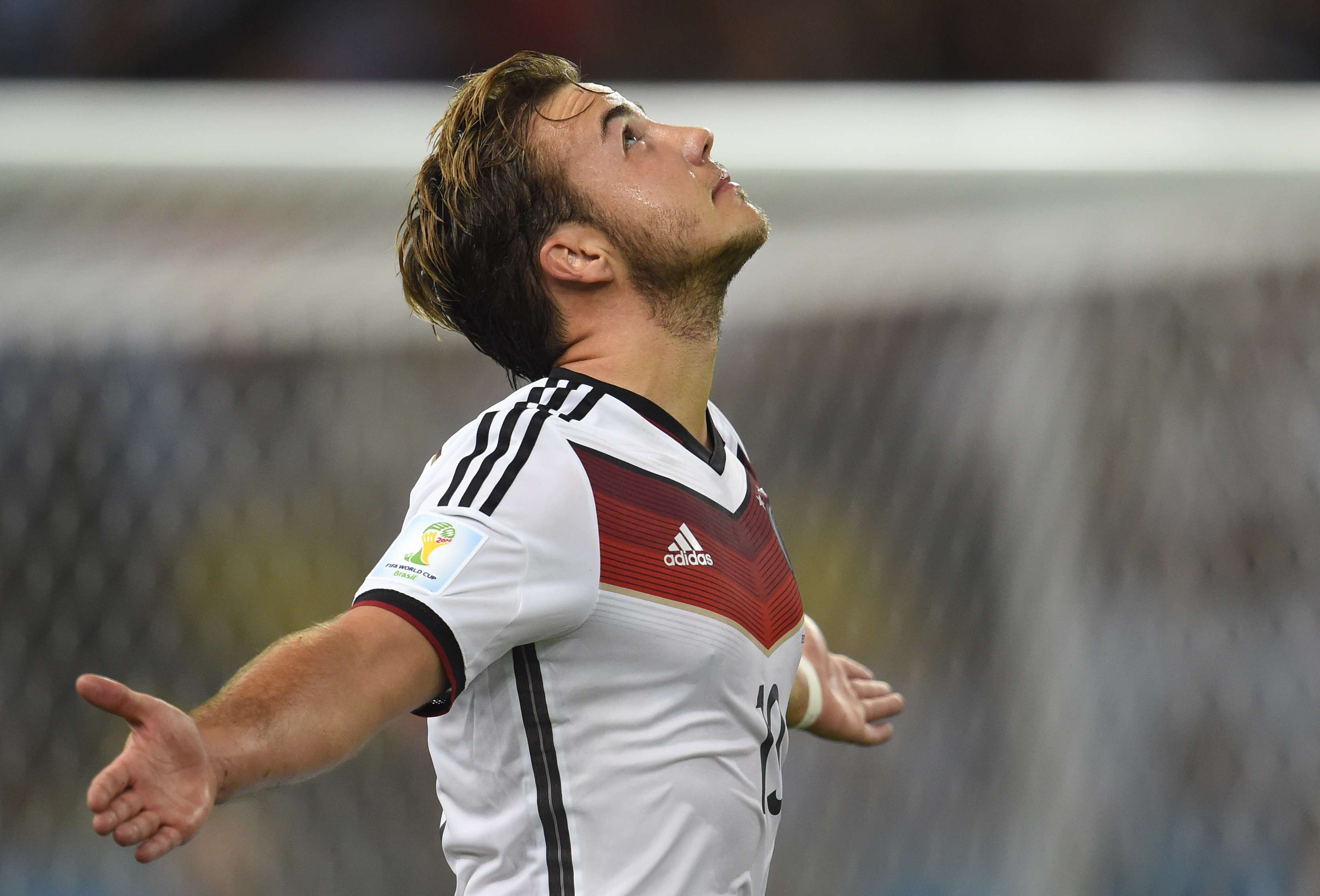 "Klose: ""I told Goetze that this time he had to score'"