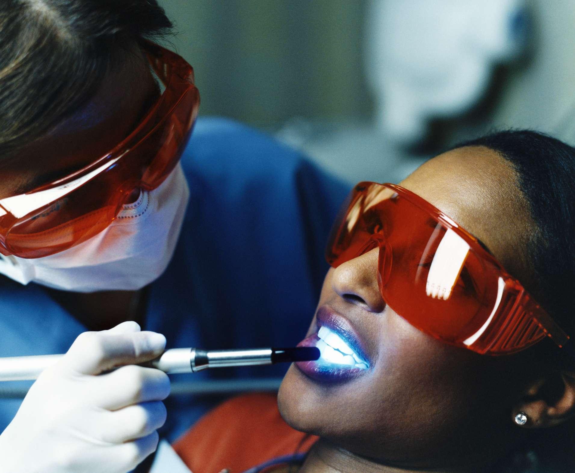 salud bucal blanqueamiento Foto: Digital Vision/ThinkStock
