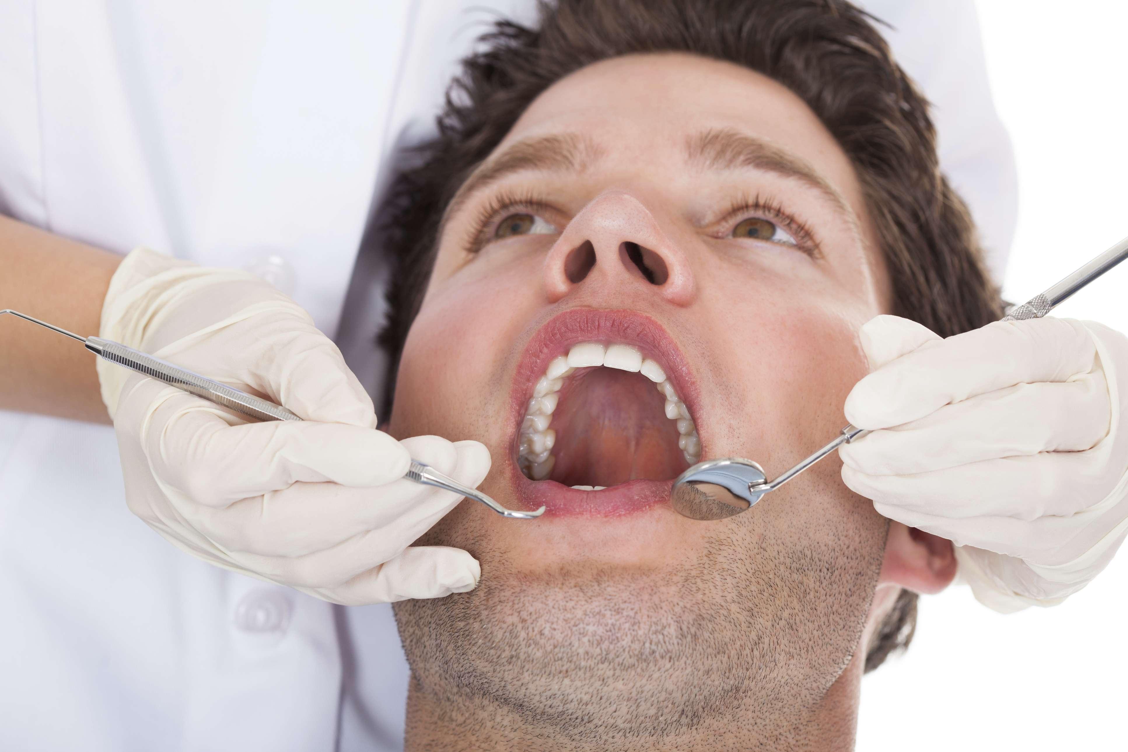 salud bucal dentista Foto: AndreyPopov/ThinkStock