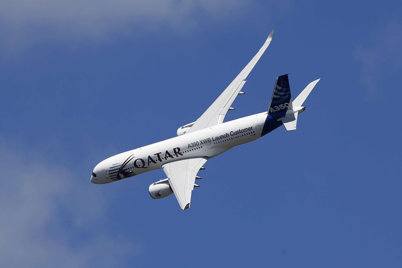 Airbus A350 XWB Foto: AP