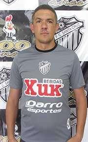 Éder Machado era ídolo do Santa Cruz-RS Foto: Futebol Clube Santa Cruz/Divulgação